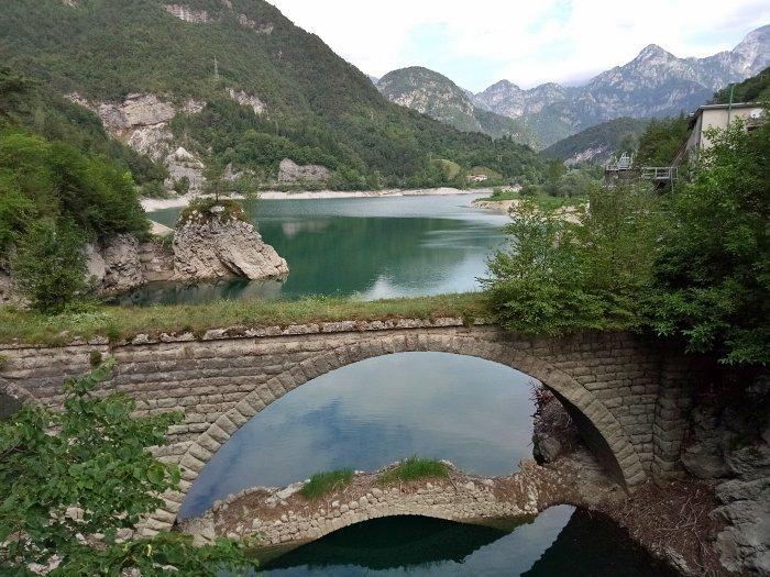 Friuli in moto - La Via dei Laghi - Lago di Redona