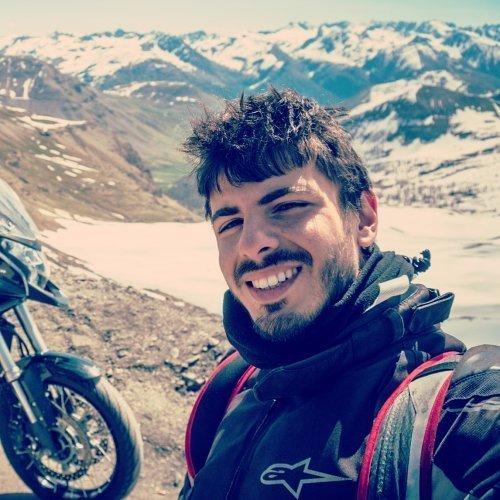 Marco Nebbiolo Autore Moto Excape