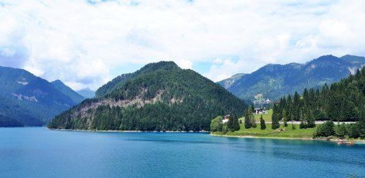 Friuli in moto - La Via dei Laghi - Lago di Sauris