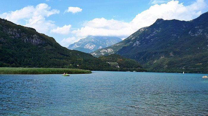 Friuli in moto - La Via dei Laghi - Lago di Cavazzo