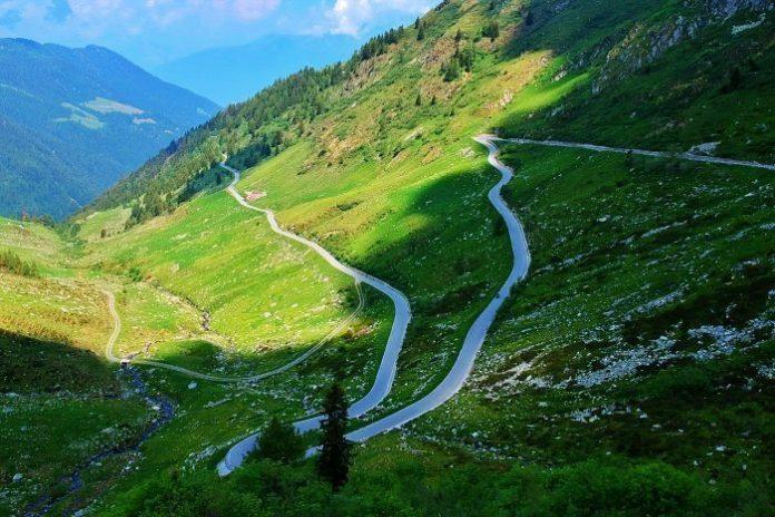 Passo San Marco - Itinerari in moto della Lombardia