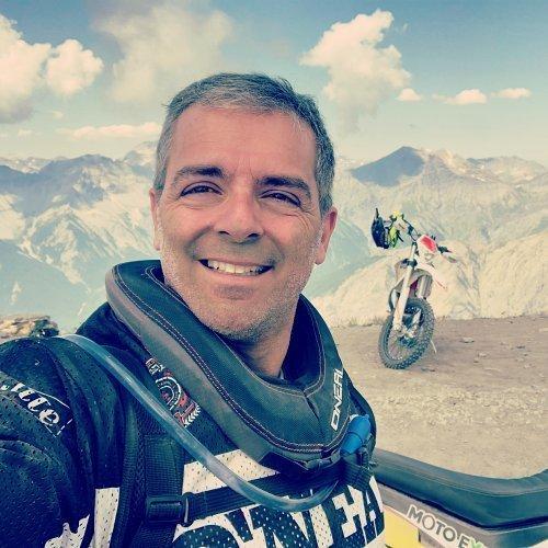 Fabio Capone Direttore Autore Moto Excape