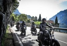 Moto Guzzi Open House 2019 Road to Mandello