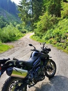 Passo Dordona in moto tra Valtellina e Val Brembana