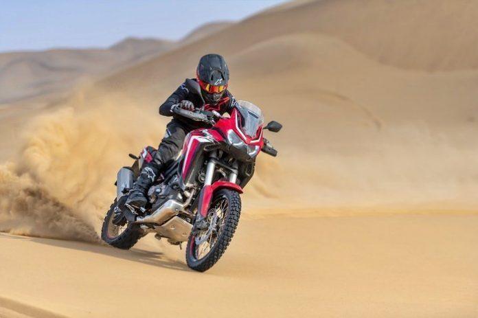 Africa Twin CRF1100L Adventure Sports 2020