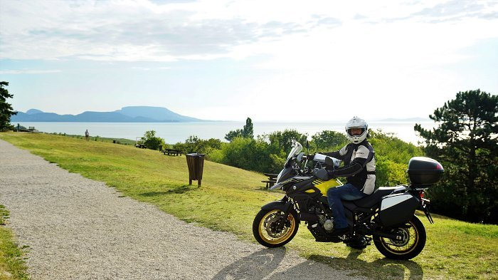 Ungheria in moto Budapest Lago Balaton