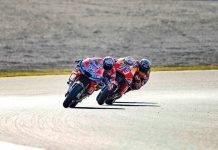 Ducati MotoGP Motegi Japan Giappone Dovizioso Marquez
