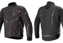Alpinestars T-Fuse Sport Waterproof Jacket