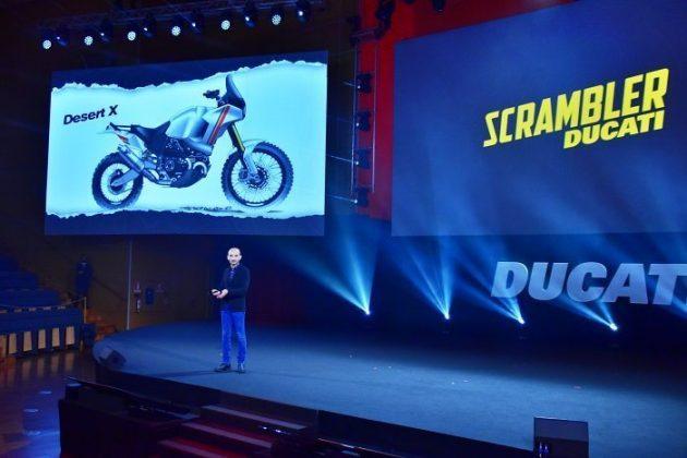 Ducati World Premiere 2020 Claudio Domenicali