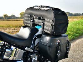 Legend Gear tail bag LR2 - Black Edition