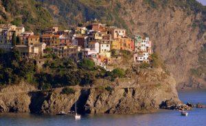 Tour delle Cinque Terre in Moto Corniglia