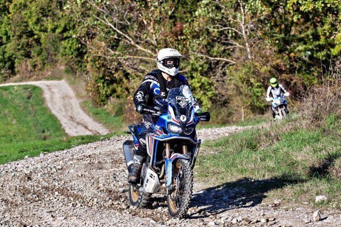 Honda True Adventure Offroad Academy Moto Excape