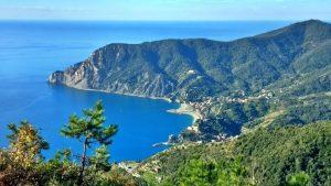 Tour delle Cinque Terre in Moto Monterosso