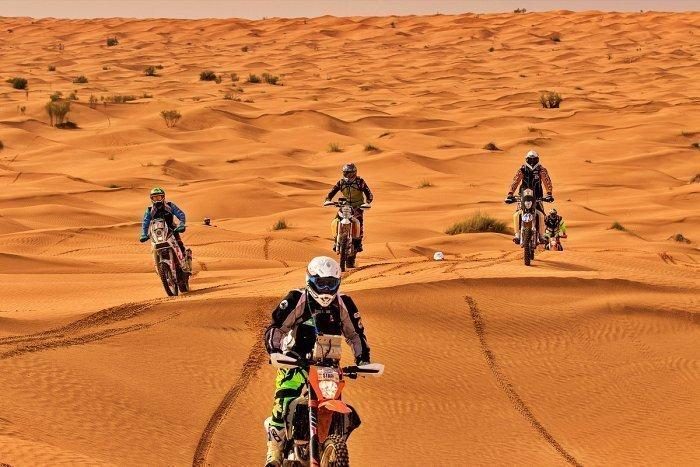 Tunisia Free Racing Oscar Polli
