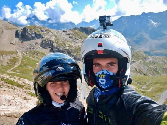 Gorges e Colli francesi in moto