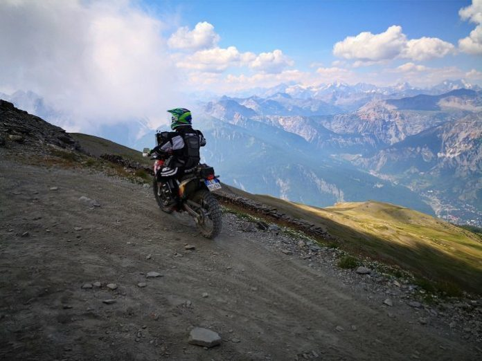 Val Susa in Moto