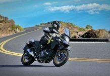 Suzuki Way2ride V-Strom 650