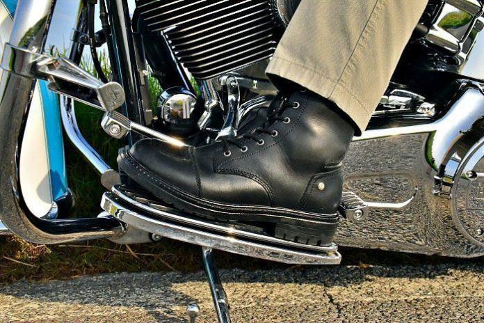 XPD X-Nashville boot anfibio stivale scarpa moto