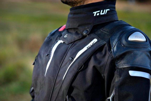 T.UR J-ZERO giacca tucano completo