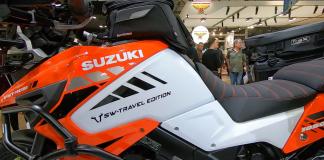 V-Strom 1050 XT Travel Edition
