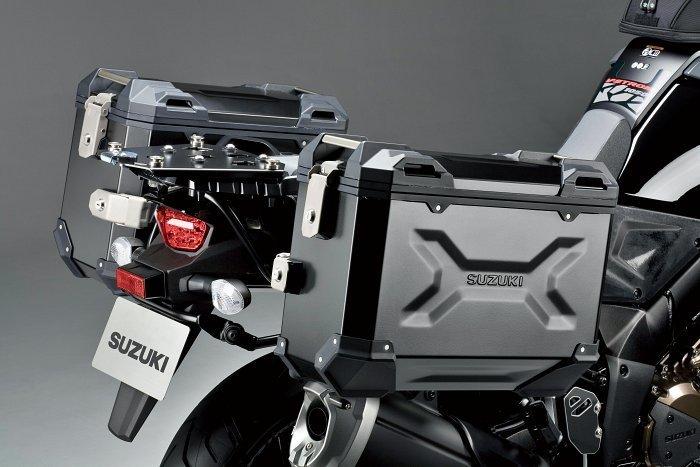 V-Strom 1050 XT Sakigake Limited Edition sw-motech