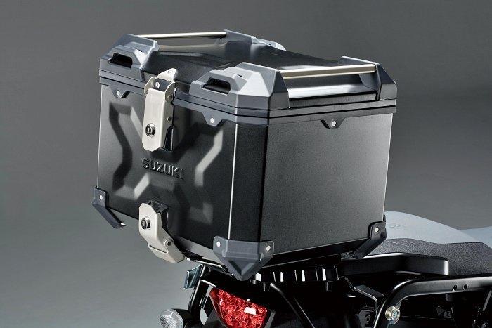 V-Strom 1050 XT Sakigake Limited Edition con Bauletto SW-Motech