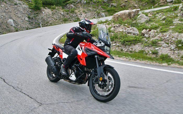 V-Strom 1050 XT Sakigake Limited Edition le migliori moto da viaggio