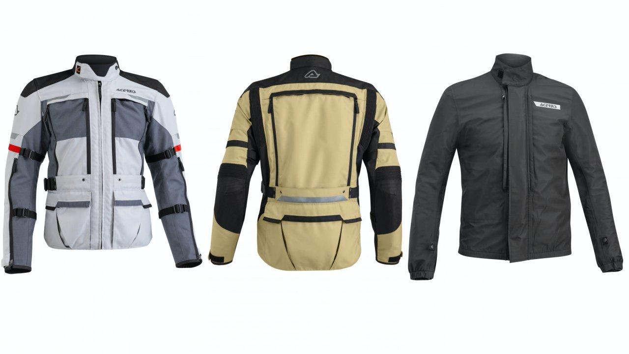 Acerbis X-Tour giacca moto viaggio maxi enduro