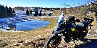 Monte Cavallo in moto - Piancavallo