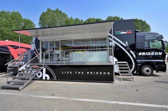 Airoh Tech Truck a MBE Verona 2020