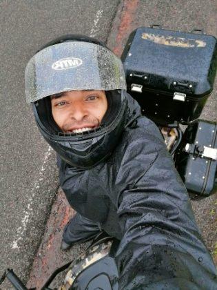 Zero Motorcycles Africa-X DSR