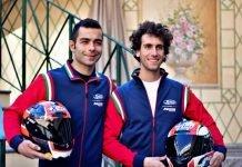 Danilo Petrucci e Alex Rins
