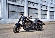 Harley Davidson Fat Boy 30 Anniversary