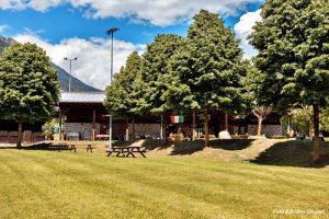 Biergarten Parco Masere