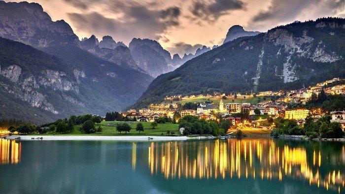 Lago di Molveno - Trentino