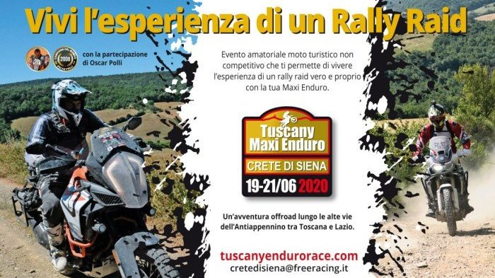 Tuscany Maxi Enduro Crete di Siena