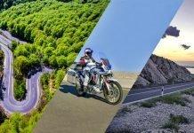 Il Viaggio per Africa Twin nei Balcani