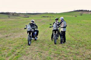 Blue Bike Camp Daniele Madrigali