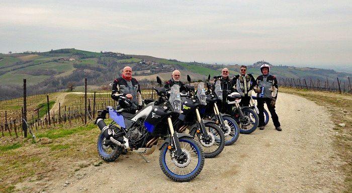 Blue Bike Camp: Team e Clienti