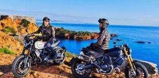 nuovi Ducati Scrambler® 1100 PRO