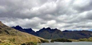 Ecuador in moto - Lagune di Attillo