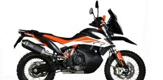 MIVV Speed Edge per KTM 790 Adventure