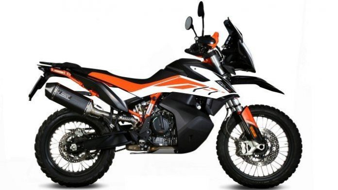 MIVV Speed Edge per KTM 790 Adventure