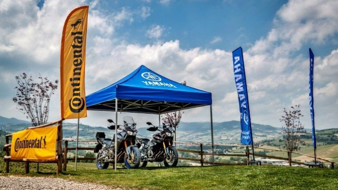 Blue Bike Camp e Yamaha Super Ténéré 1200