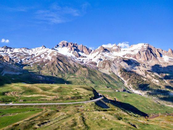 100 passi in moto - Col du Lautaret