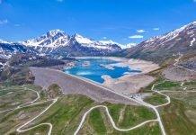 100 passi in moto - Lago del Moncenisio