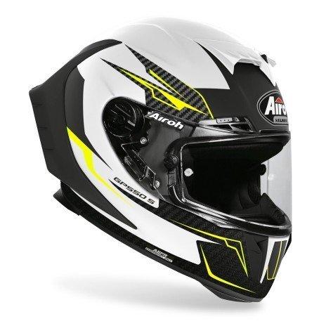 AIROH GP550S Venom White