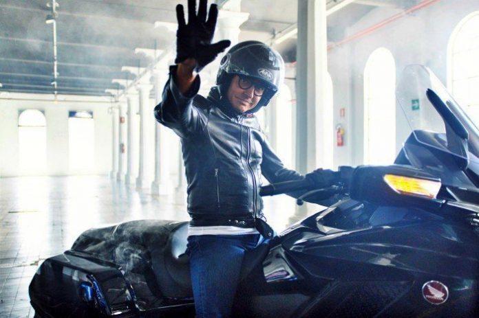 Airoh Helmet - Antonio Locatelli