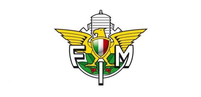Logo FMI Federazione Motociclistica Italiana
