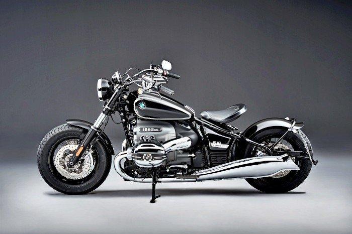 Nuova BMW Motorrad R18 - Il nuovo Boxer